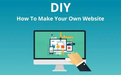 DIY – How To Make Your Own Website
