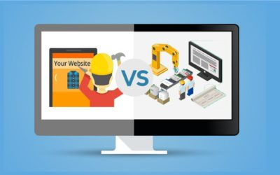 DIY or Agency – Your Two Options For Building a Website